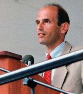 Maine Governor John Baldacci