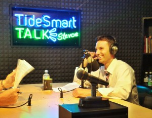 WCSH 6's Todd Gutner recently stopped into the TideSmart Talk studio (Sep 2015).
